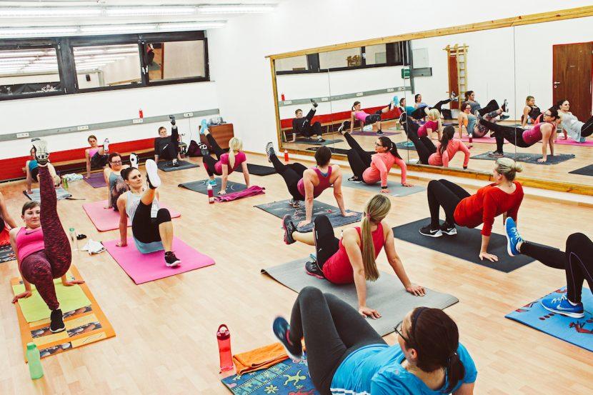 Fitnessraum-Innsbruck